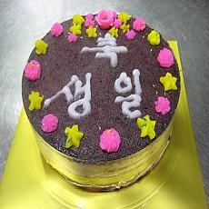 떡케익(호두떡)1단
